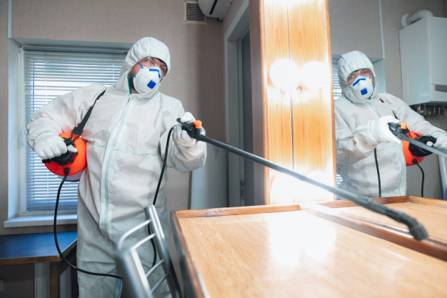 decontamination cleaners